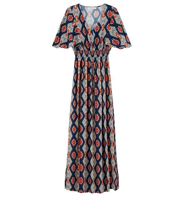 Robe Boheme Longue Promod 20 Robes Bohemes Pour Les Beaux Jours Elle