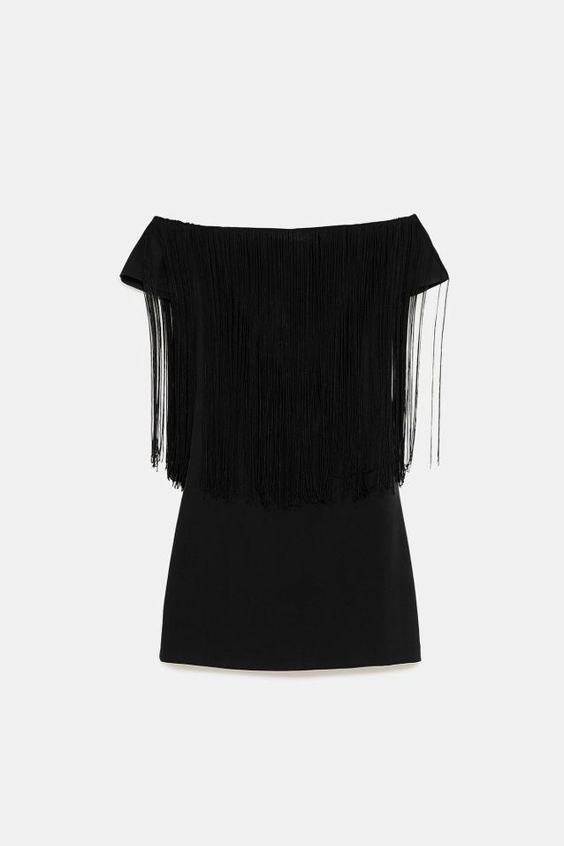 Robe bustier Zara
