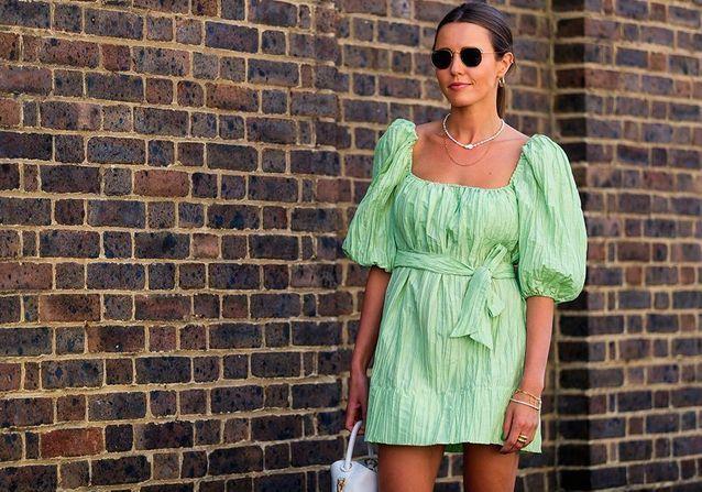 20 robes courtes pour un look ensoleillé