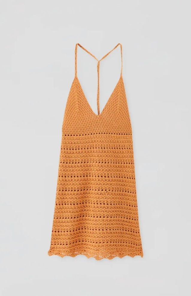 Robe courte Pull and Bear