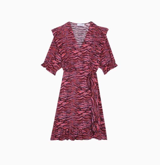 Robe courte Roseanna