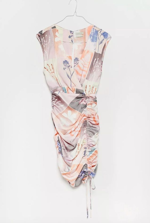 Robe courte Urban Outfitters
