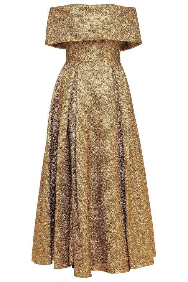 Robe de cérémonie Emilia Wickstead sur The Outnet