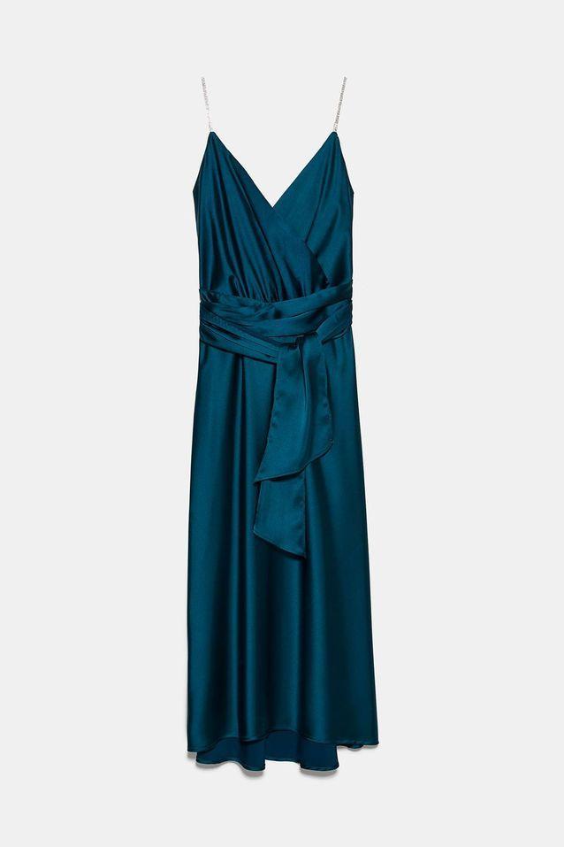 Robe Du Soir Zara 20 Robes Du Soir Qui En Jettent Elle