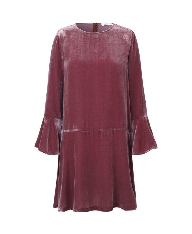 90084f499c5 Robe en velours Samsoe   Samsoe - 25 robes en velours qui ont ...