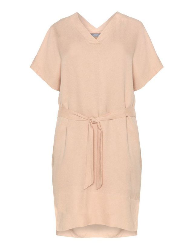 Robe grande taille courte Yoona