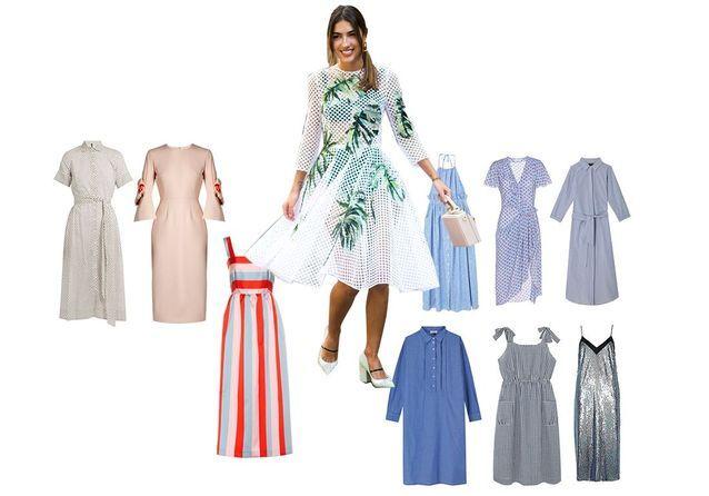 Ces 20 robes mi-longues sont irrésistibles