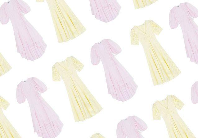 Ces robes pastel vont rythmer notre été