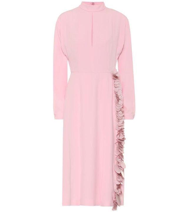 Robe pastel Prada sur Mytheresa