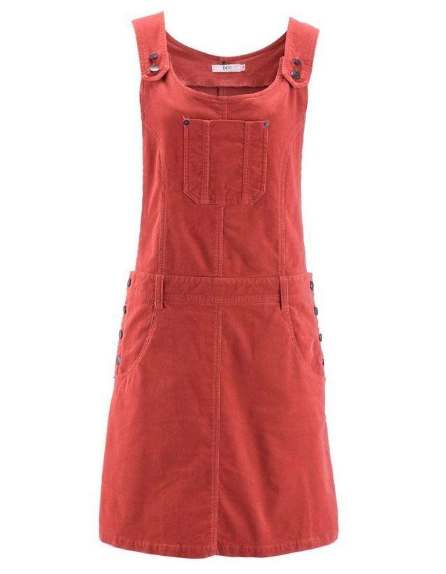 styles divers détaillant en ligne professionnel de la vente à chaud Robe salopette corail Bonprix - 20 robes salopettes pour un ...
