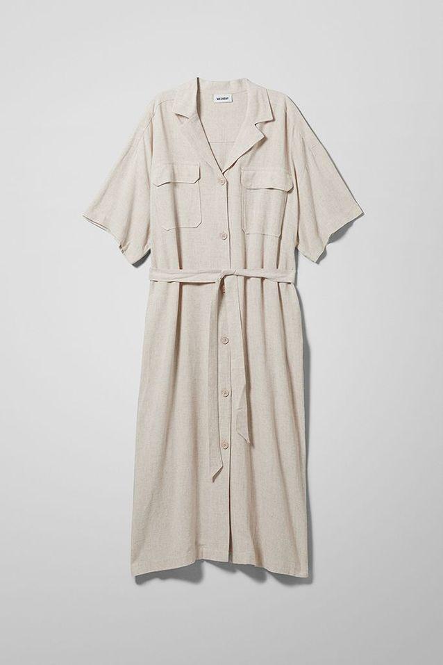 Robe chemise Weekday