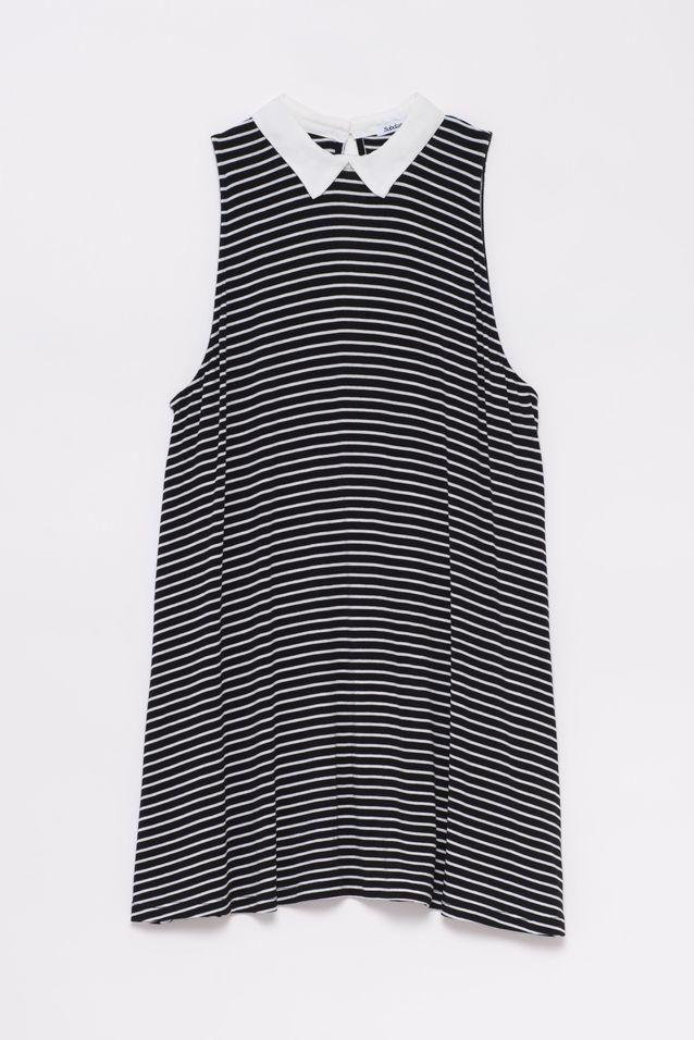 45 robe rayée Subdued 35 euros