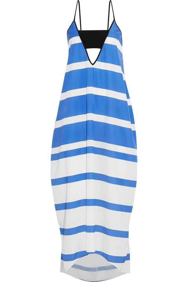 Robe de plage longue Flagpole Swim