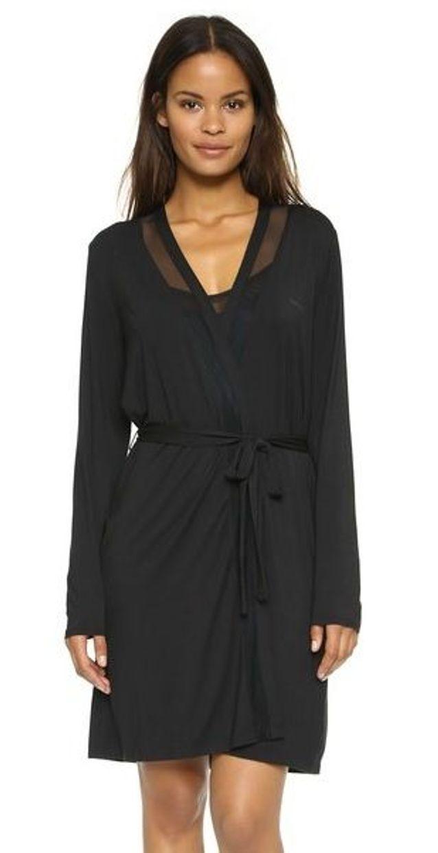 Robe noire Calvin Klein