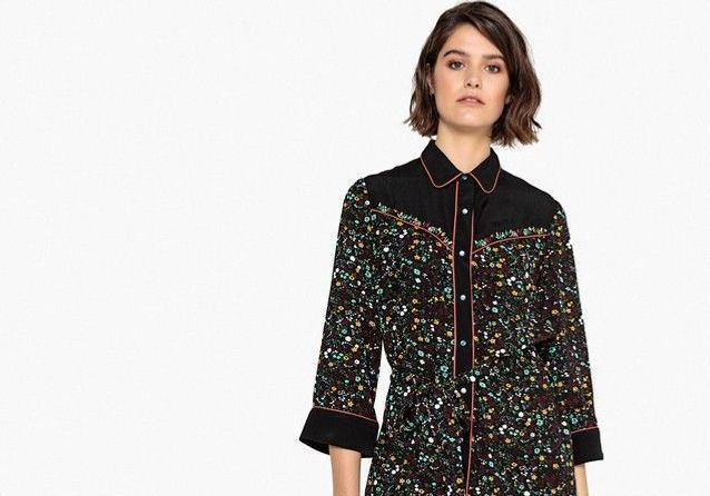 1c938d73a0e Soldes 2019   notre top 10 des robes La Redoute - Elle