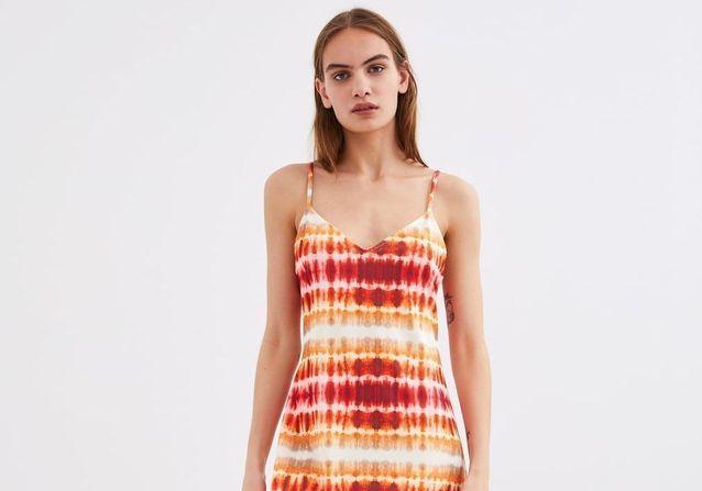 b60ebeb03fdf89 Les plus belles robes Zara en soldes qu'on va porter tout l'été - Elle