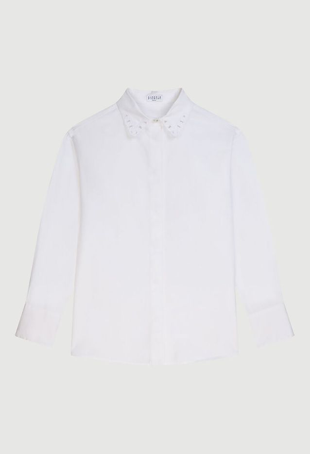 Chemise blanche Claudie Pierlot