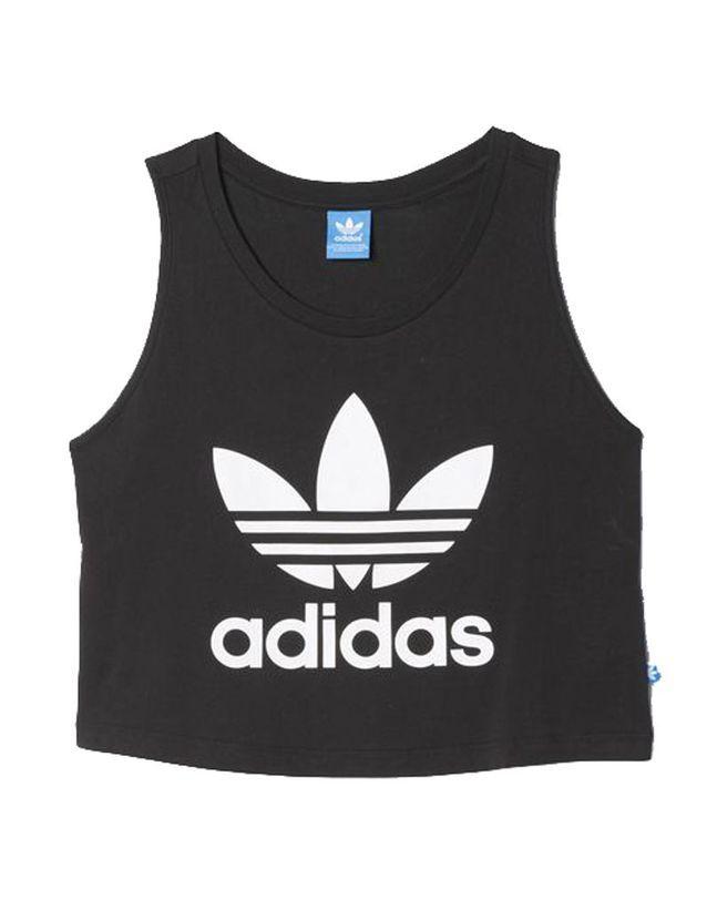 Crop top Adidas