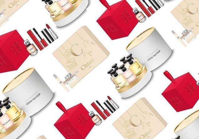 18 coffrets parfums pour Noël  qu'on voudrait voir sous notre sapin