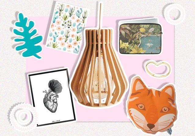 20 cadeaux faits main (et vraiment cool) dénichés sur le Web