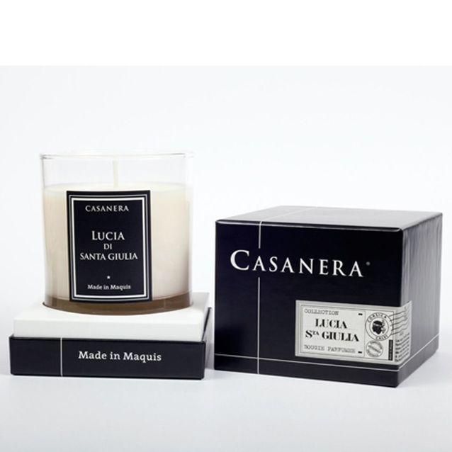 Bougie naturelle au parfum de Corse, Casanera