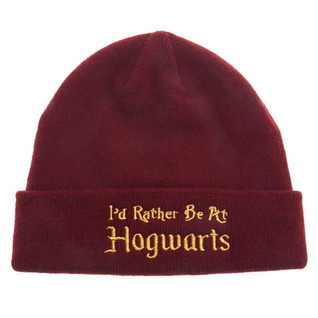 Un bonnet Harry Potter
