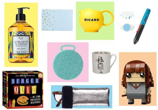 Des idées de cadeaux de Noël pas cher et cool - Elle