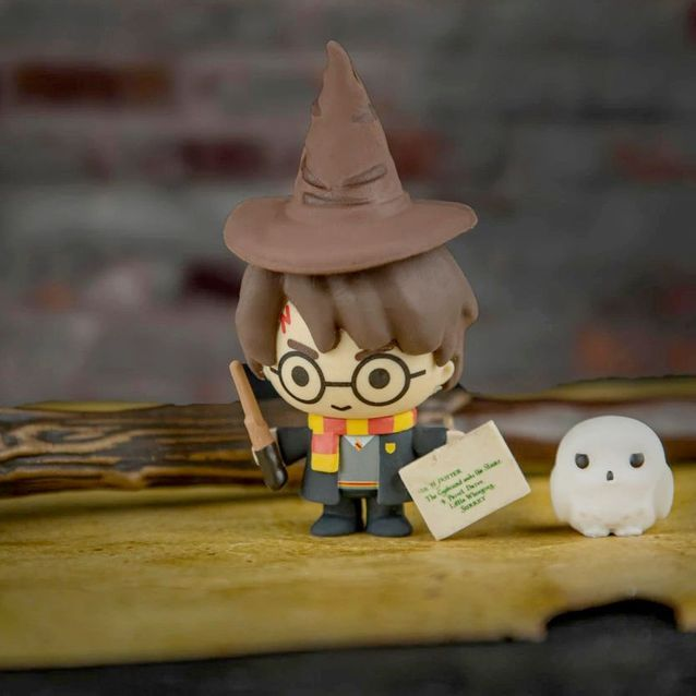 Gomme Harry Potter