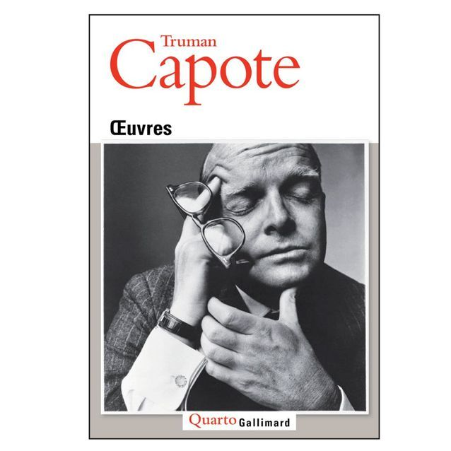 Livre, Truman Capote (Gallimard, collection Quatro)