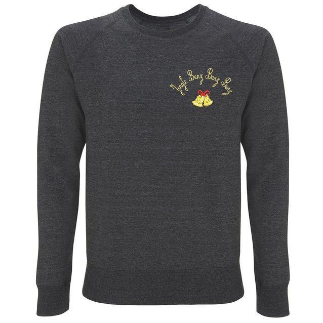 Sweatshirt col rond en coton recyclé, Selon Dolores