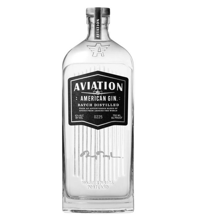 Gin Aviation American Ryan Reynolds Signature
