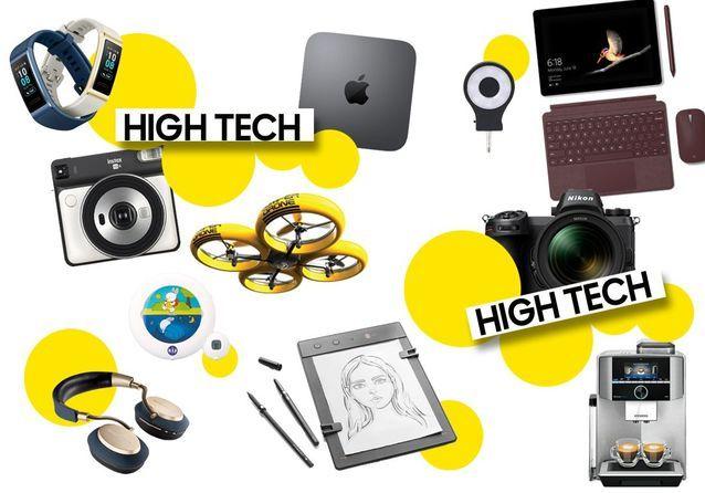 Des cadeaux high tech vraiment cool pour un Noël 2.0