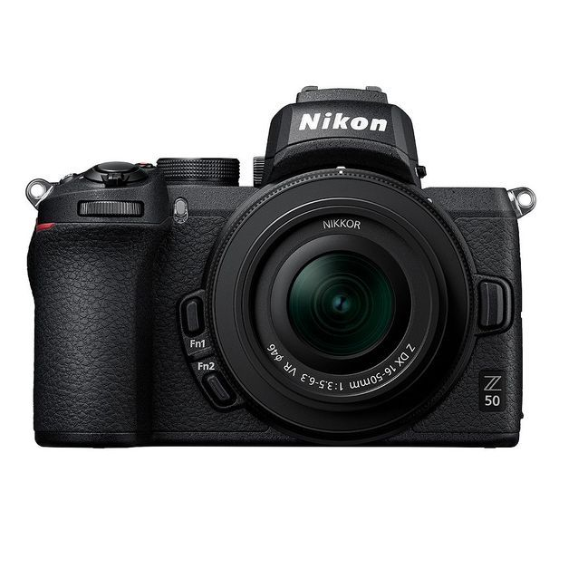 Un appareil photo hybride