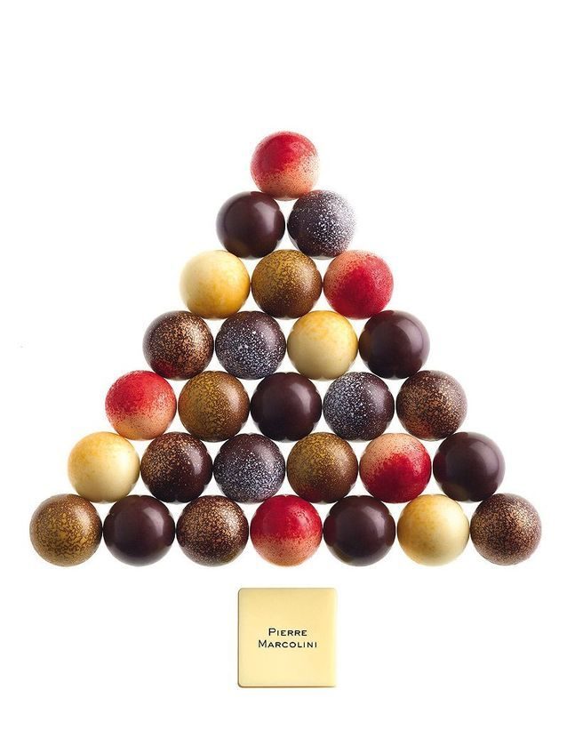 Fancy Christmas Tree, Pierre Marcolini