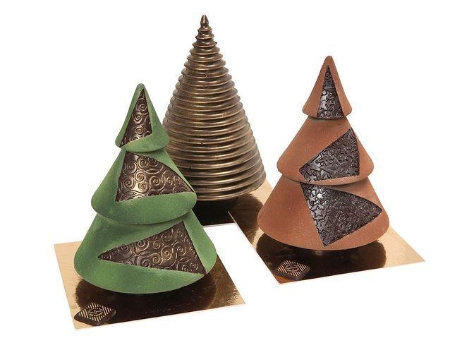 Sapin chocolat, L'Atelier du chocolat de Bayonne