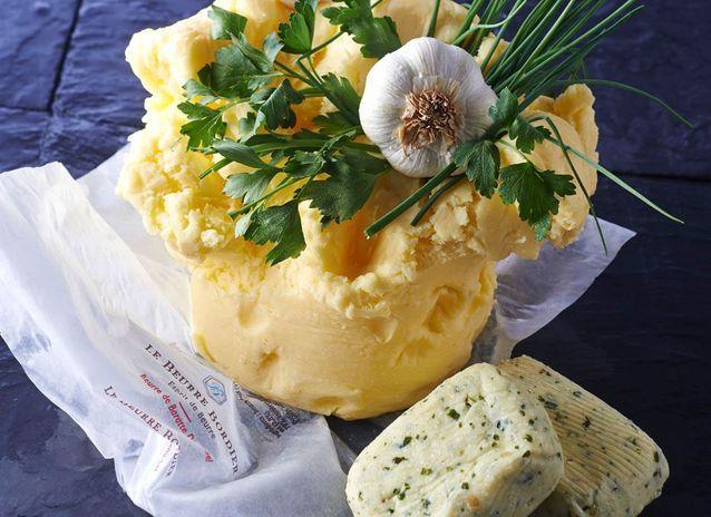 Beurre parfumé : on l'accommode avec quoi ?