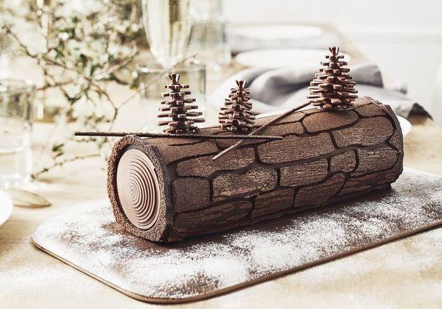 Les plus belles bûches de Noël 2019