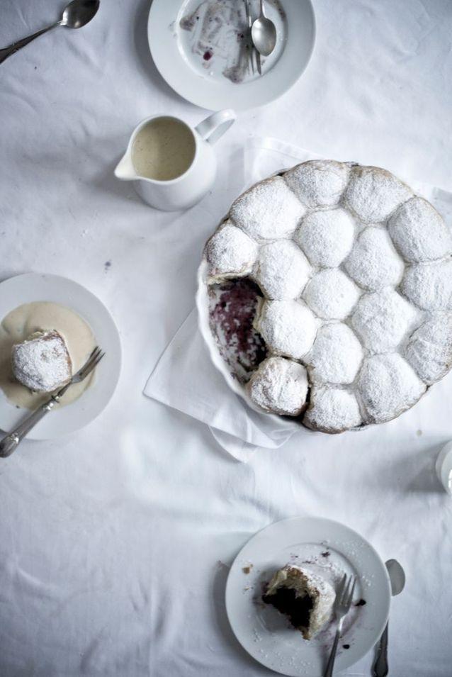 Christmas cake : Le buchteln, la brioche allemande en habit de fête