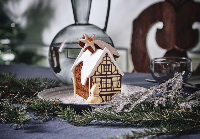 12 gâteaux de Noël de chef pour changer de la bûche