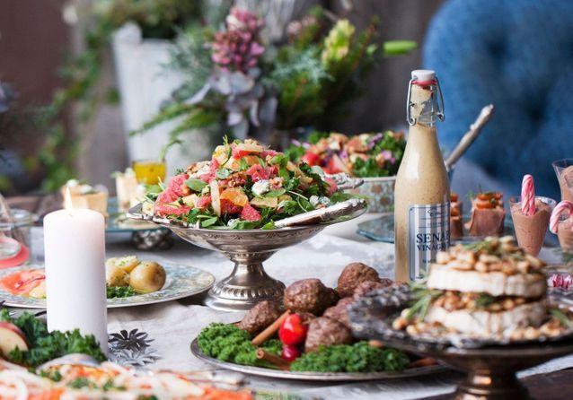 Menu de Noël scandinave pour un réveillon réussi