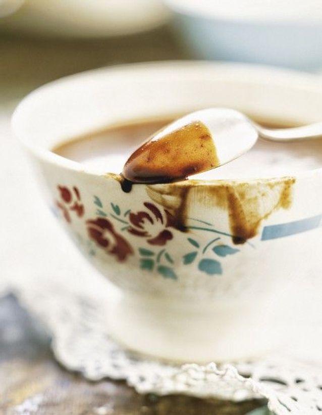 Noël scandinave: le chocolat chaud