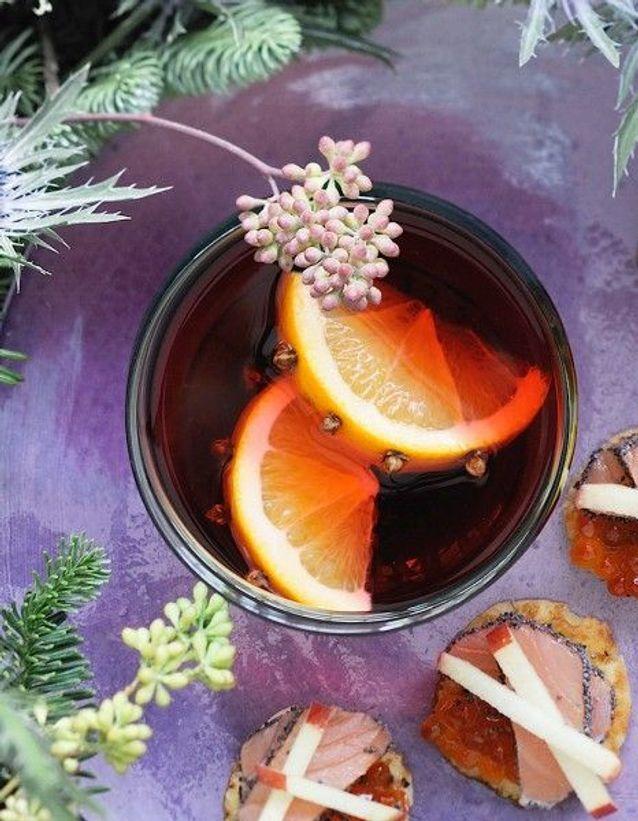 Noël scandinave: le vin chaud