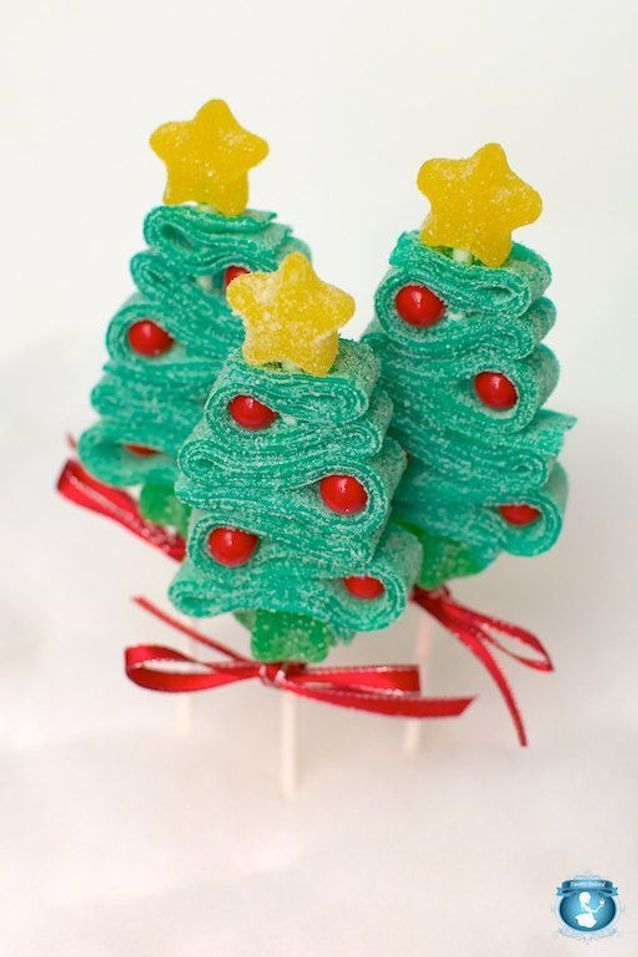 Idee De Brochette.Brochette Sapin Bonbon Noël Pour Les Nuls 25 Idées De