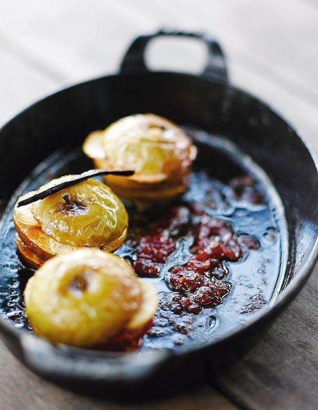 Du céleri-rave et des pommes pour une recette bluffante d'accompagnement