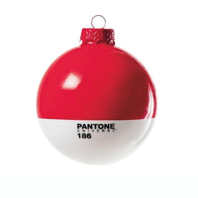 Une boule Pantone