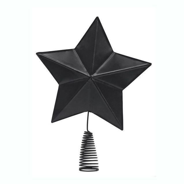 Une étoile noire