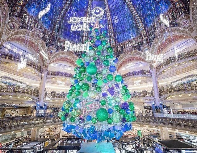 Les plus beaux sapins de Noël à travers le monde