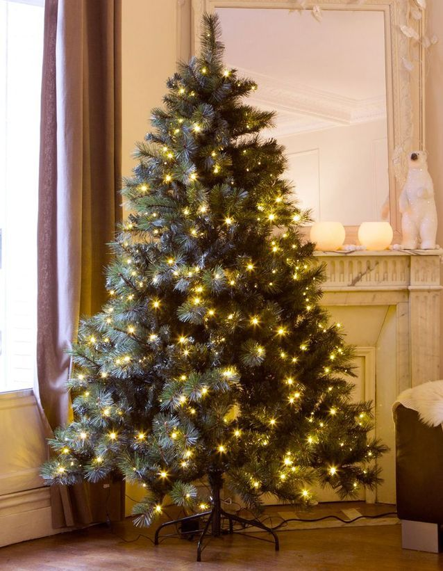 Sapin de Noël lumineux   Toutes nos idées pour un sapin de Noël
