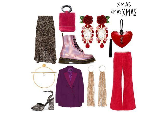 30 pièces à shopper pour une tenue de Noël qui change