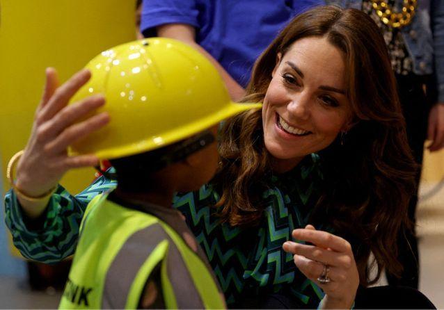 Kate Middleton s'engage pour l'éducation des futures générations au Royaume-Uni